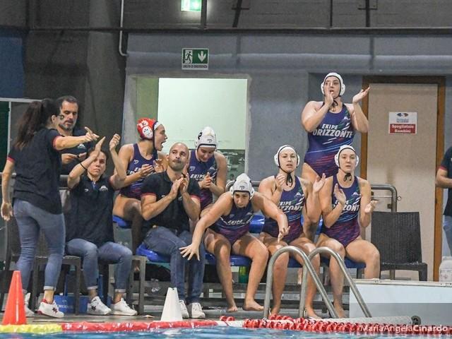 Pallanuoto femminile, Serie A1 2019-2020: ottava giornata. Scontro in coda tra Ancona e Trieste
