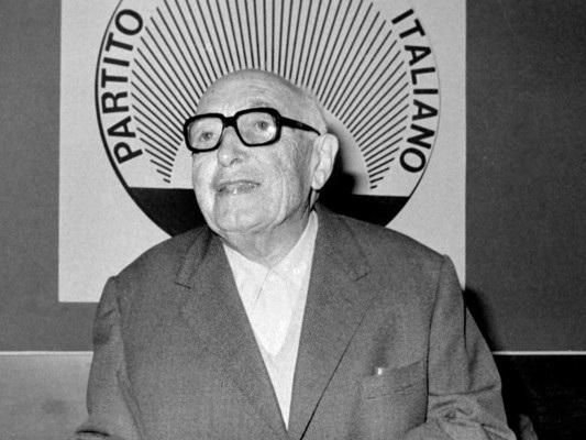 """Quarant'anni fa moriva Pietro Nenni, """"padre"""" della Repubblica"""