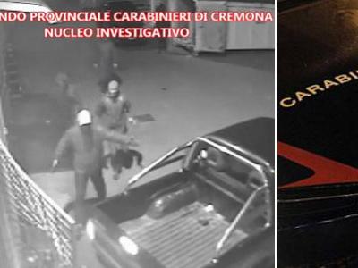Furti in mezza Italia, il capo banda era residente a Viadana