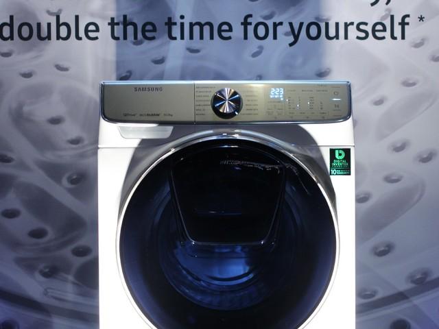 Samsung QuickDrive, la lavatrice con l'intelligenza artificiale