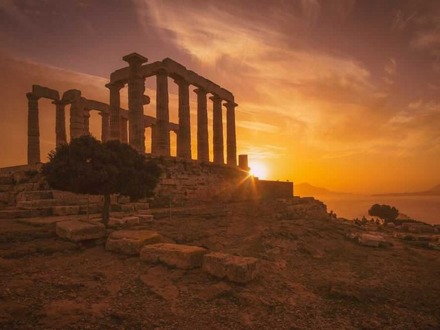 Capo Sunio e il Tempio di Poseidone: tutto quello che devi sapere