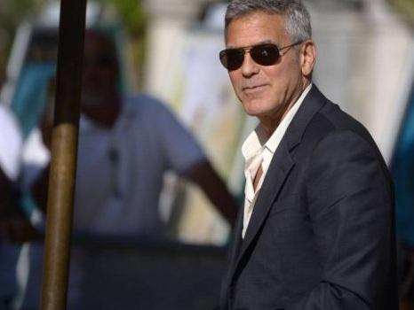 Venezia 2017, arriva George Clooney, oggi in concorso con Suburbicon