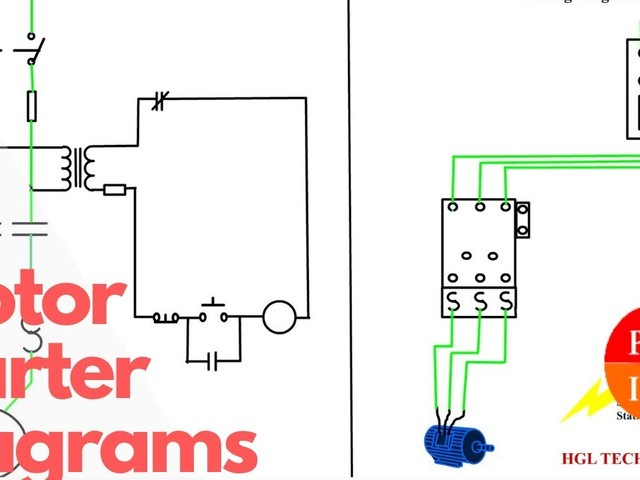 Phase Transformer Wiring Diagram Start Stop Motor Control