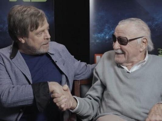 Stan Lee: il suo ultimo cameo animato è... con Mark Hamill!