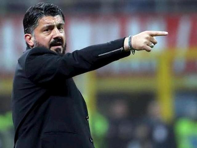 """Napoli-Lazio con rissa finale, Gattuso furioso: """"Terrone? Vienimelo a dire in faccia…"""" VIDEO"""