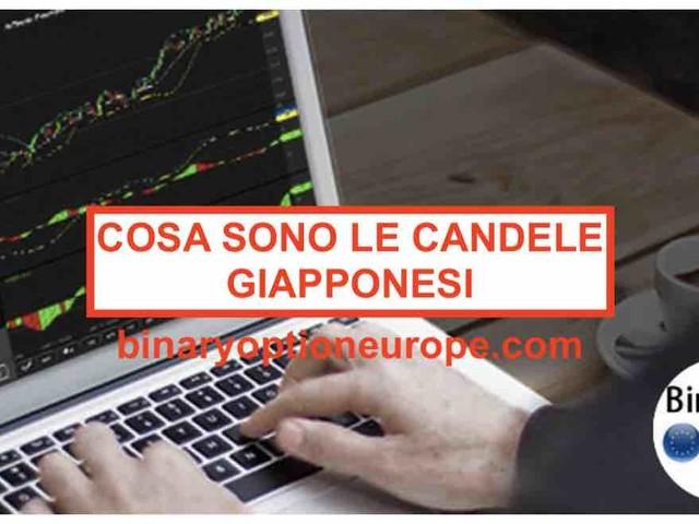 Cosa sono le Candele giapponesi interpretazione trading borsa 2019