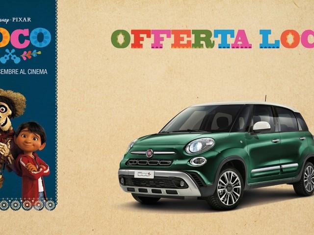 Gamma Fiat - Extra sconto di 1.000 euro per le famiglie