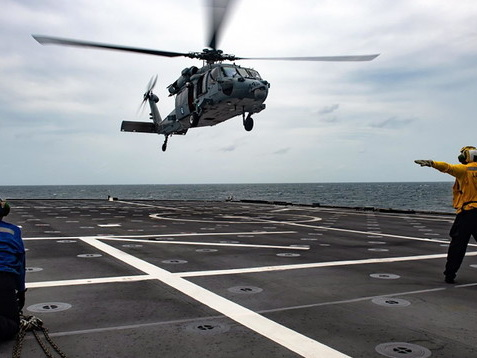 Florida, sparatoria in una base militare a Pensacola: tre morti