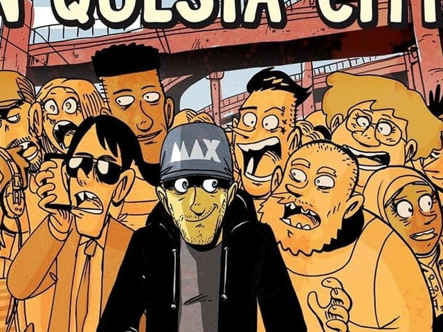 """Max Pezzali """"In questa città"""" canta Roma: dal traffico in tangenziale ai cinghiali"""