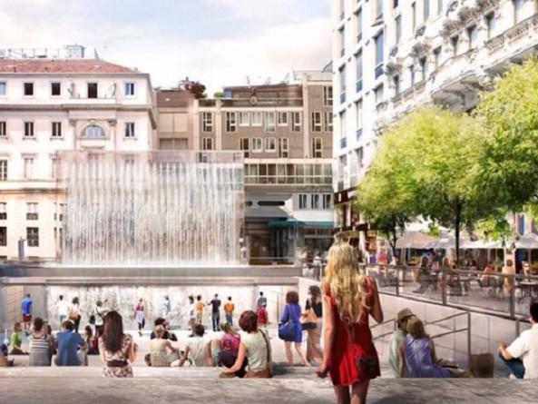 Apple apre il 26 luglio a Milano in Piazza Liberty