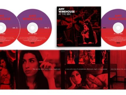 "Esce ""Amy Winehouse at The BBC"""