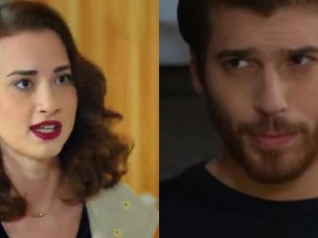 Bitter Sweet, spoiler puntata 63: Pelin confessa all'Aslan che era incinta di lui
