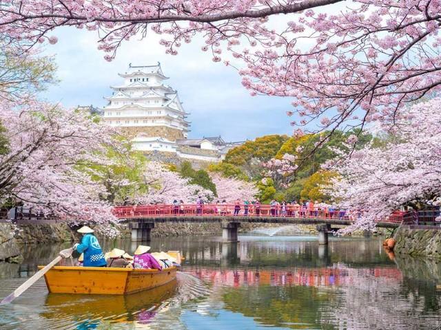Himeji, da fortezza militare a Patrimonio dell'umanità