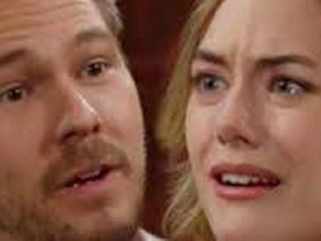 Beautiful, trama 1 ottobre: Hope sa la verità sulla figlia, Thomas fuori di sé