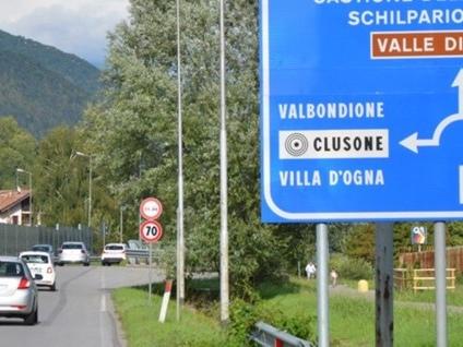 Val Seriana, limiti più omogenei sulla 671 In quattro tratti tornano i 90 km all'ora