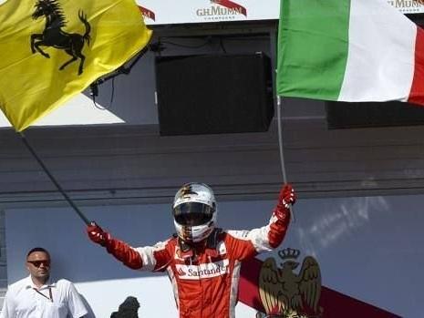 """Frasi storiche – Vettel…l'Italiano, tra Toto Cutugno e il tricolore nel cuore: """"Gli anni in Ferrari mi hanno cambiato. Ho anche imparato a gesticolare!"""""""