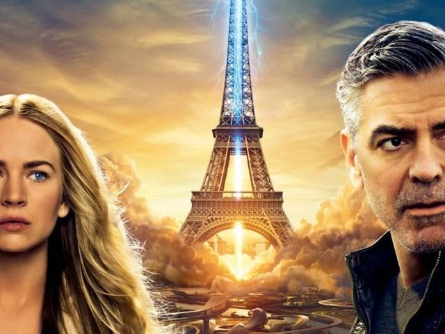 """Stasera in tv: """"Tomorrowland - Il mondo di domani"""" su Italia 1"""