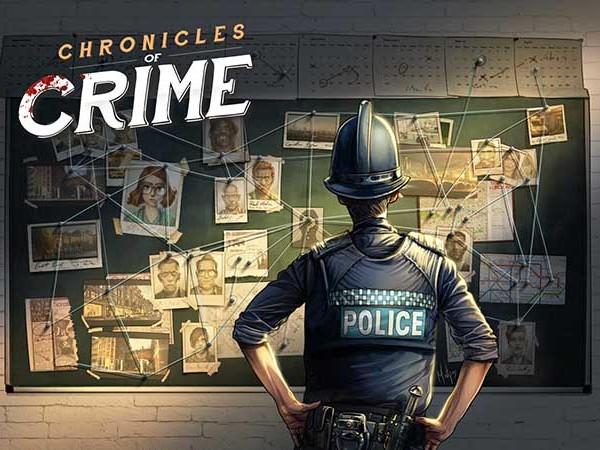 ENDGAME. Chronicles of Crime