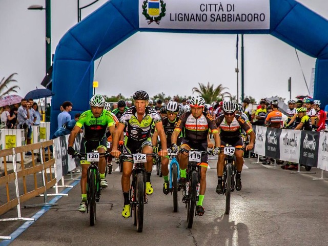 Gianfranco Mariuzzo e Michele Feltre fanno bottino pieno in mountain bike