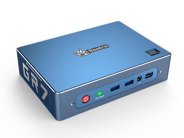 Questo mini PC Beelink GTR con CPU Ryzen 7 è in offerta su Amazon con un codice sconto