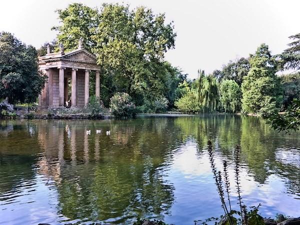 5 Parchi e giardini in cui passeggiare a Roma