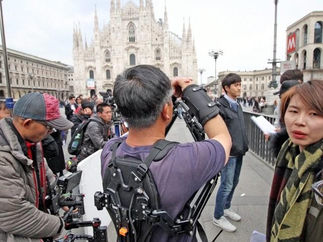 Milano è un set ideale: oltre tremila richiste in sei anni per foto e riprese