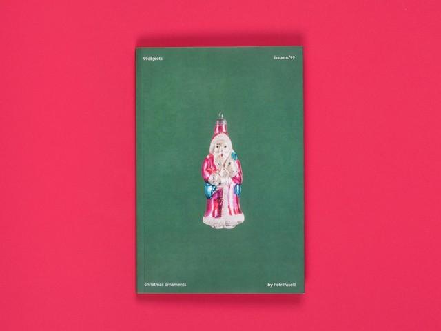 La rivista 99objects dedica il nuovo numero alle palle di Natale