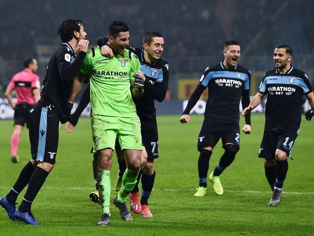 La Lazio punta la Champions: la gara con il Chievo su DAZN