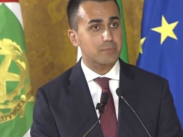 Pd-M5S, Di Maio allontana ipotesi alleanza per le regionali: 'Non è all'ordine del giorno'