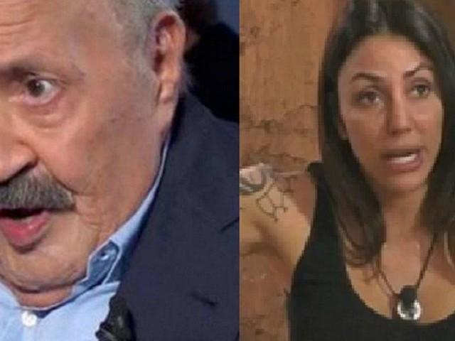 GF Vip, Maurizio Costanzo critica Selvaggia Roma: 'Sembra una scappata di casa'