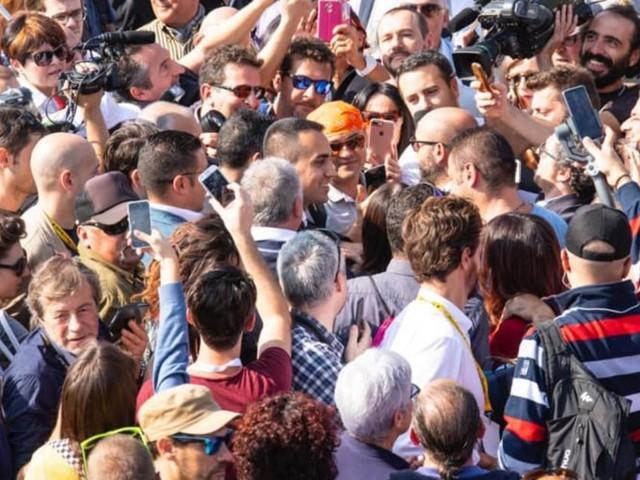 Pensioni anticipate, Di Maio su Q100: 'Una crisi di governo ora è assurda'
