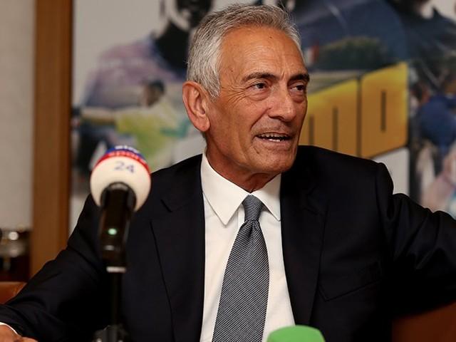 """FIGC, Gravina: """"Il calcio di oggi trasmette valori sociali importanti"""" (VIDEO)"""