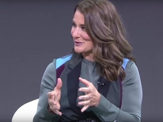 """Melinda Gates: """"Sono ricca, voglio pagare più tasse"""""""