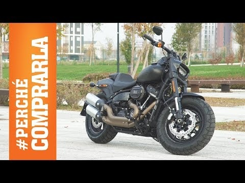 Harley-Davidson Fat Bob: Perché comprarla... e perché no [VIDEO]
