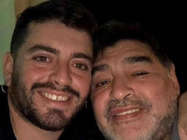 """Maradona Jr: """"I quattro fessi che hanno parlato male di papà? Lecchini! Una frase mi ha…"""""""