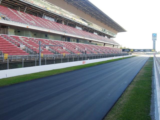 MotoGP, lavori in corso: nuovo asfalto a Silverstone e Catalunya