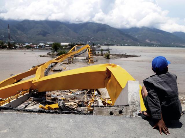 I cambiamenti climatici potrebbero rendere gli tsunami ancora più devastanti (VIDEO)