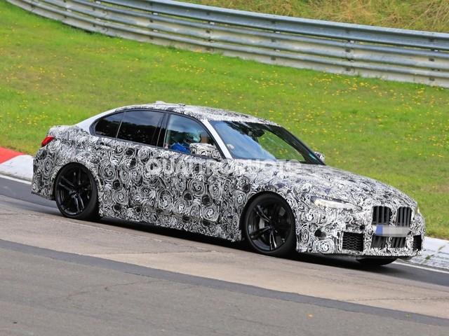 BMW M3 - Proseguono i collaudi della nuova generazione
