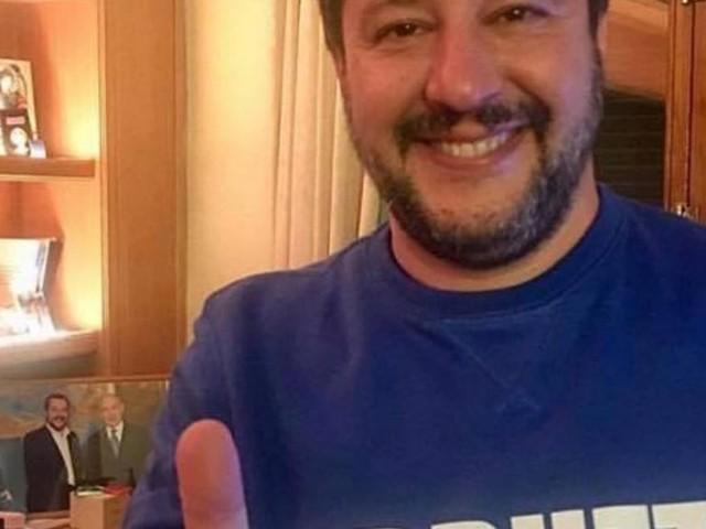 Pensioni, Salvini: 'Con Quota 100 già 33mila italiani si sono liberati dalla Fornero'