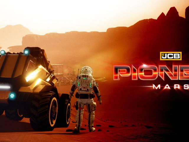 JCB Pioneer: Mars, il simulatore di esplorazione spaziale, è in dirittura d'arrivo su Nintendo Switch