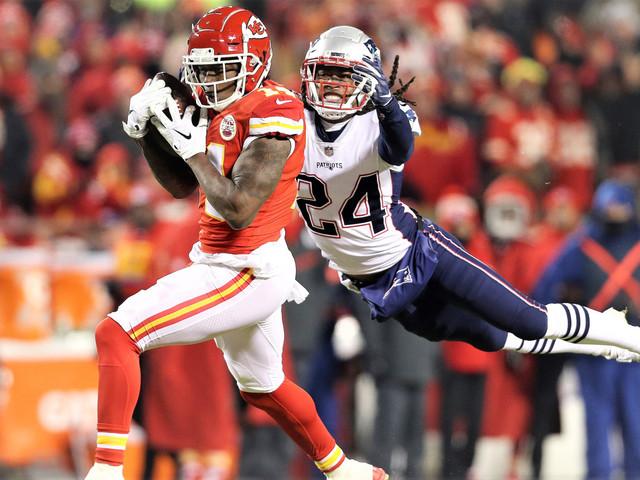 Stephon Gilmore Picks Chiefs In Super Bowl, Praising Patrick Mahomes