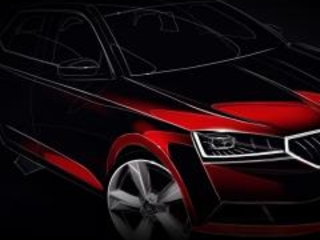 Skoda Fabia restyling, debutto a Ginevra. Il teaser
