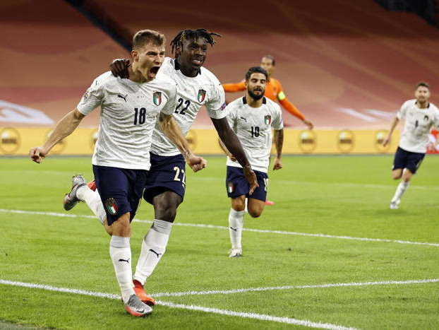 Nations League, Italia in forma L'Olanda sconfitta 1-0