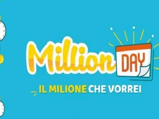 Million Day estrazione di oggi sabato 16 gennaio 2021: i numeri vincenti del Million Day di oggi
