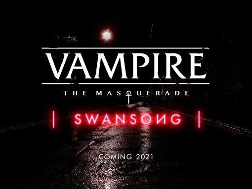 Annunciato ufficialmente Vampire: The Masquerade - Swansong! Ecco tutti i dettagli