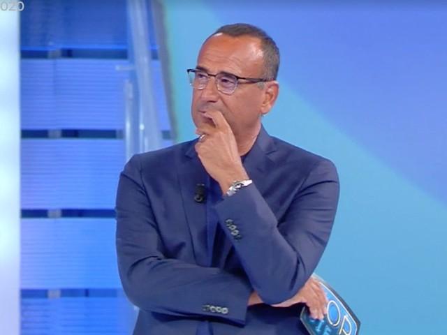 Carlo Conti annuncia Affari Tuoi al sabato sera contro C'è posta per te