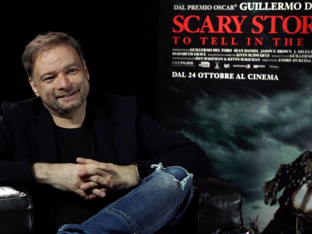Scary Stories to Tell in the Dark: intervista al regista André Øvredal