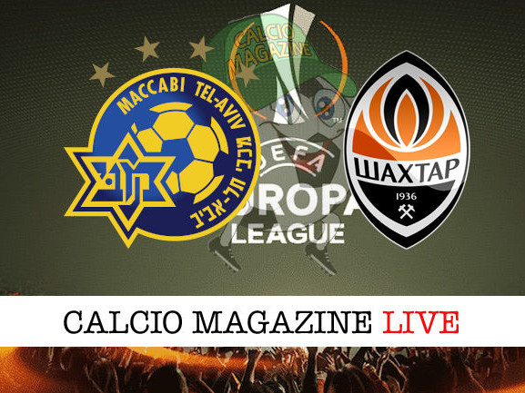 Maccabi Tel Aviv – Shakhtar Donetsk 0-2: diretta live, risultato finale