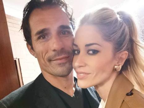 """Elena Santarelli: """"Io e Bernardo Corradi ci siamo allontanati per un periodo"""""""