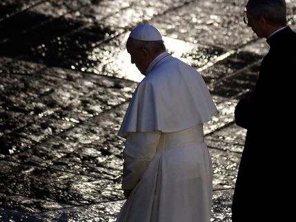 L'anno che ha sconvolto i piani di papa Francesco